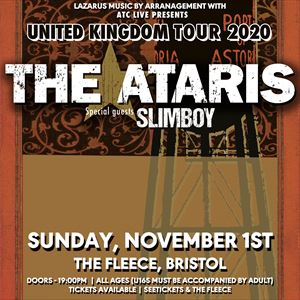 The Ataris at The Fleece, Bristol