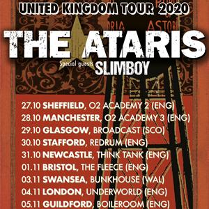 THE ATARIS UK TOUR 2020