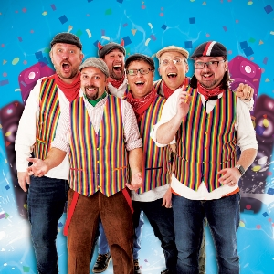 The Lancashire Hotpots: Big Night Out Tour