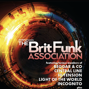 THE BRIT-FUNK ASSOCIATION