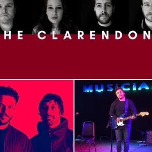 The Clarendons & Sciamachy & Alex Harding