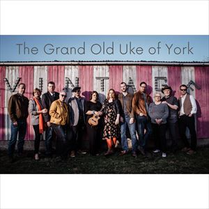The Grand Old Uke of York