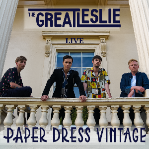 The Great Leslie - Live at Paper Dress Vintage