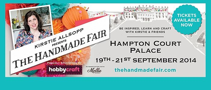 Kirstie Allsopp presents the Handmade Fair