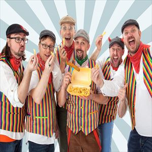 The Lancashire Hotpots: Chips & Giggles Tour