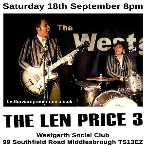 The Len Price 3