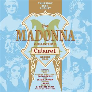 The Madonna Collection Cabaret