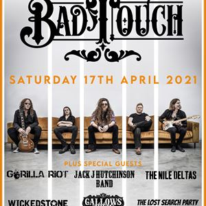 THE NWOCR FESTIVAL Headlined by BAD TOUCH