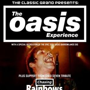 The Oasis Experience Glasgow