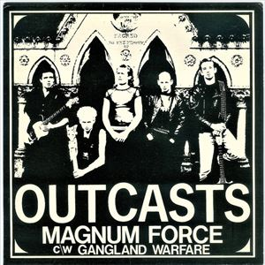 The Outcasts The Filth Hot Rockets