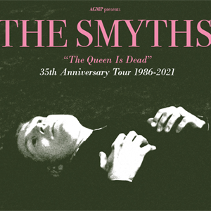"THE SMYTHS ""The Queen is Dead"""
