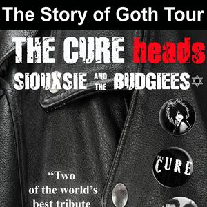 The Story Of Goth - Feat: The CureHeads