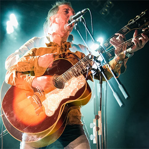 Tom Clarke (The Enemy) Live at KeeleSU