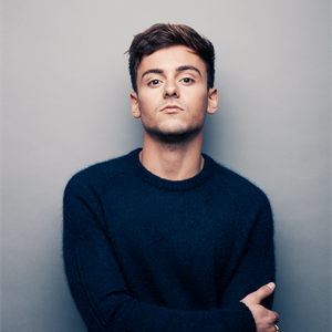Tom Daley'S Coming Up For Air Book Launch