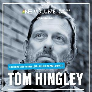Tom Hingley (Former Inspiral Carpets)