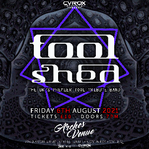 Tool Shed - UK's premier TOOL tribute band