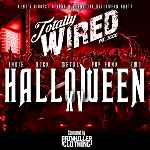 Totally Wired's 15th annual Halloween party