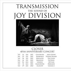 TRANSMISSION the Sound of Joy Division