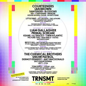 TRNSMT 2021 Tickets and Dates