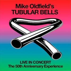 TUBULAR BELLS LIVE IN CONCERT