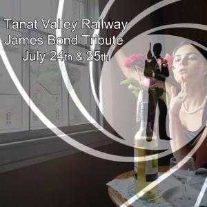 TVLR - James Bond Tribute Event