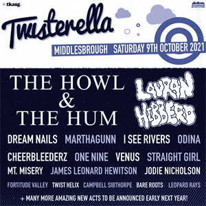 Twisterella Festival Tickets and Dates