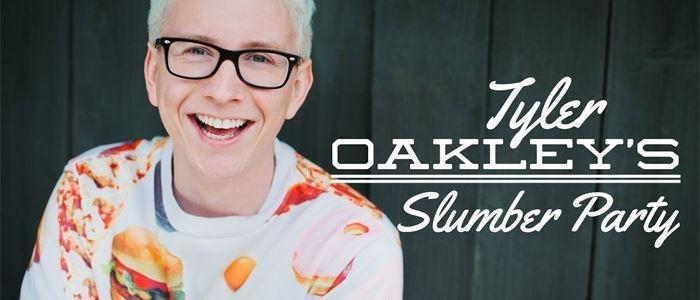 Tyler Oakley's Slumber Party 2015