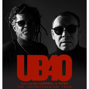 UB40 feat. Ali Campbell & Astro - Manchester