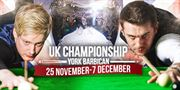 UK Championship Snooker