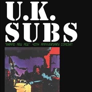 UK SUBS 'Brand New Age'