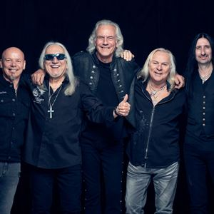 Uriah Heep - 50th Anniversary Lockdown To Rockdown