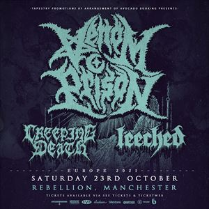 Venom Prison - Manchester