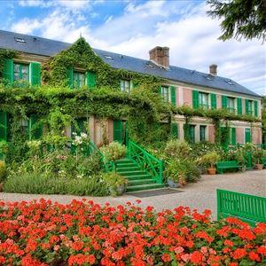 Visite Guidée du Jardin et Maison de Claude Monet