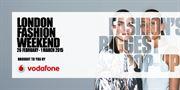 Vodafone London Fashion Weekend