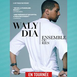 """Waly Dia - """"Ensemble ou rien"""""""