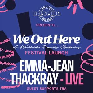 We Out Here Launch: Emma-Jean Thackray