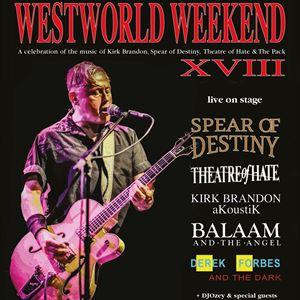 WestWorld Weekend XVIII - Spear of Destiny