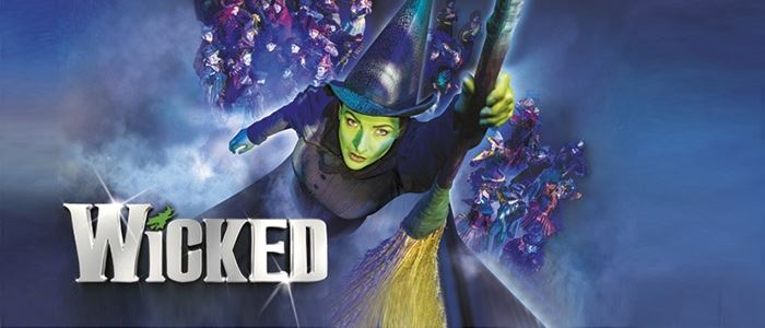 Get 'Wicked' this Halloween! Tickets from £15