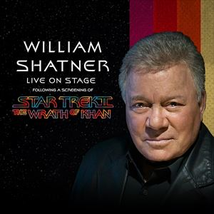 William Shatner And Star Trek Ii:The Wrath Of Khan