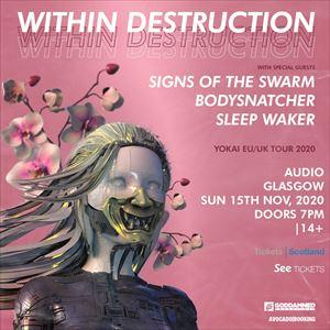 Within Destruction | Glasgow