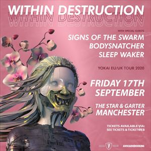 Within Destruction - Manchester