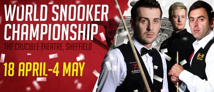 World Championship Snooker 2015