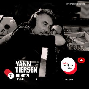 Yann Tiersen - EDPCOOLJAZZ 2021