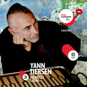 Yann Tiersen - EDPCOOLJAZZ 2022