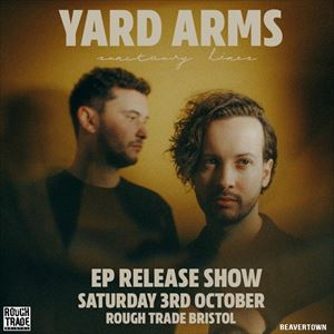 Yard Arms EP Release Show