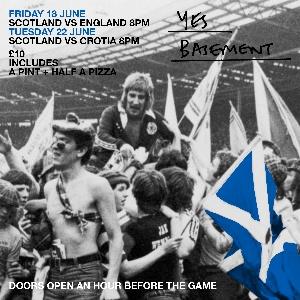 Euro Screening: England v Scotland