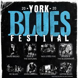York Blues Festival