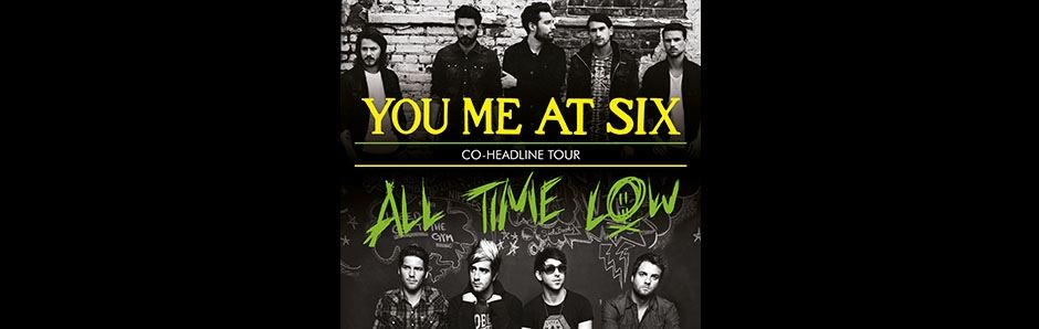 You Me At Six & All Time Low