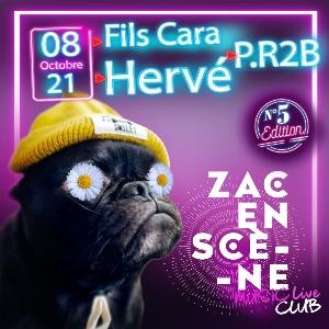 ZAC EN SCENE - Le festival de l'emergence