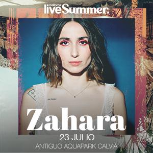 Zahara - Mallorca Live Summer